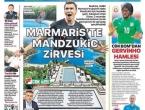 Marmaris'te Mandzukic Pazarlığı